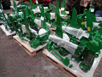 Zuidberg Front Linkage & PTO Systems 6020 to 6215R: Used  by